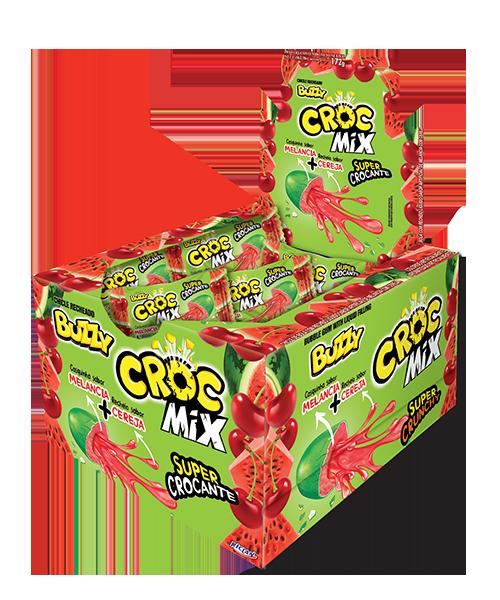 (Português do Brasil) Buzzy Croc Mix (Português do Brasil) Melancia + Cereja