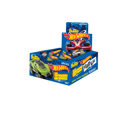 Buzzy Hot Wheels Menta Polar