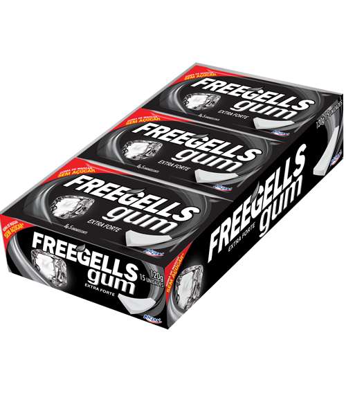 Freegells Gum Extraforte