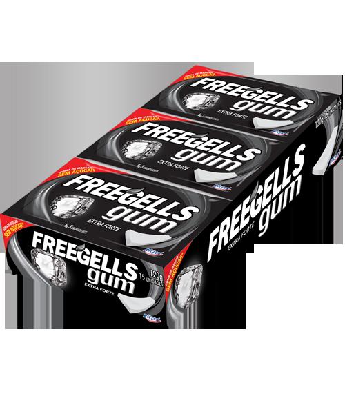 Freegells Gum Extra-Forte