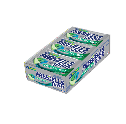 Freegells Gum Original Mint
