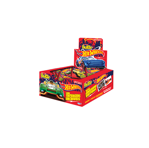 Buzzy Hot Wheels Tutti-frutti