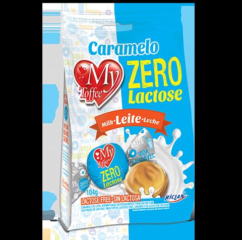 My Toffee Zero Lactose Leite Leite