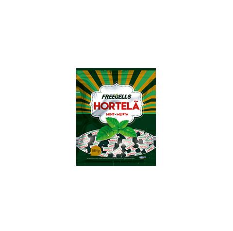 Freegells Refrescante Hortelã