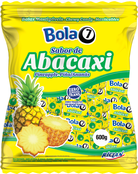 Bola 7 Abacaxi