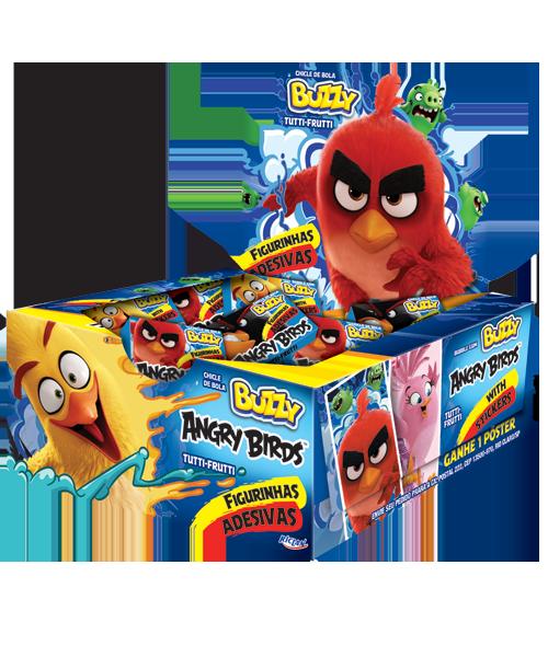 Buzzy Angry Birds Tutti-frutti