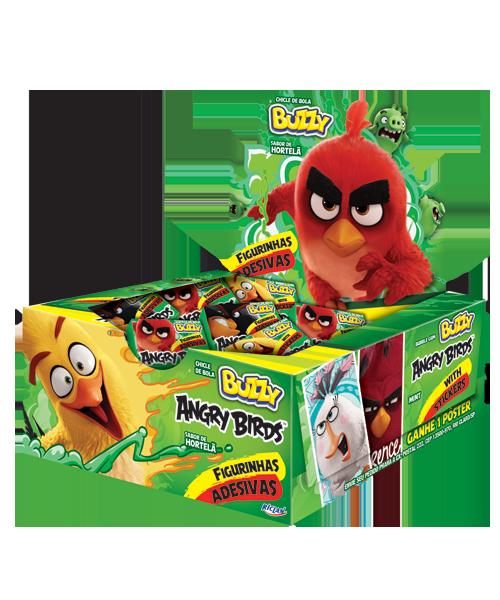 Buzzy Angry Birds Hortelã