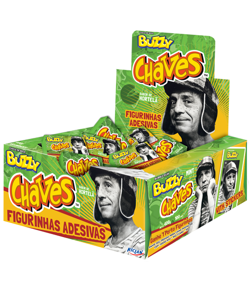 Buzzy Chaves Mint