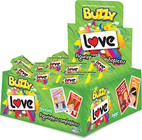 Buzzy Love Mint