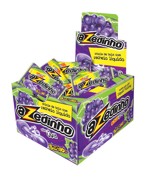 BuzzyBol Azedinho Grape