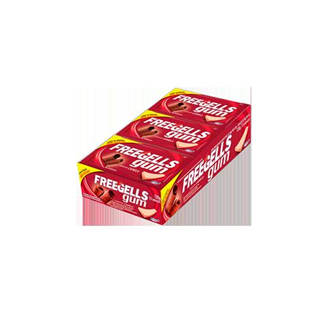 Freegells Gum (Português do Brasil) Canela