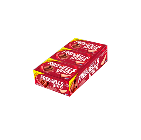 Freegells Gum Canela
