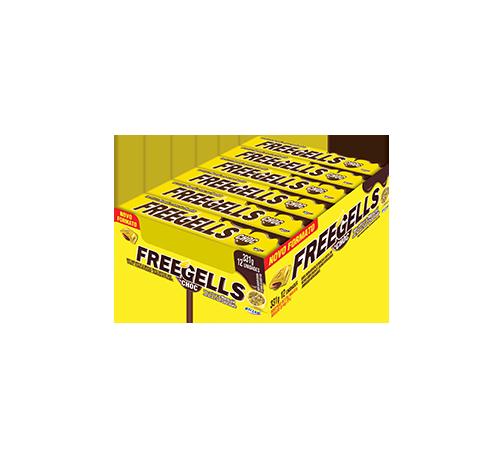 Freegells Choc Maracuyá