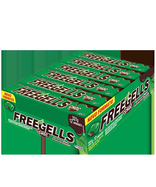 Freegells Choc Menta