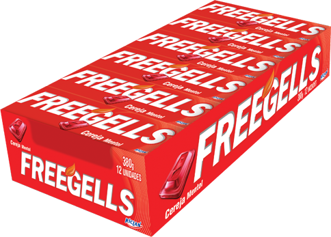 Freegells Cereja