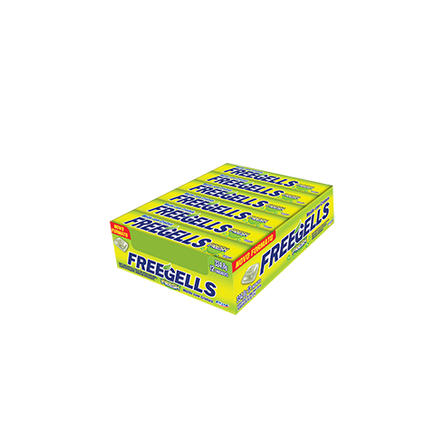 Freegells Fresh Melon