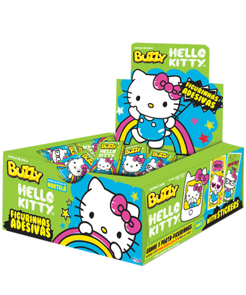 Buzzy Hello Kitty Menta