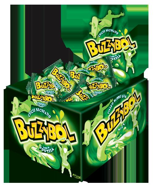 BuzzyBol Hortelã
