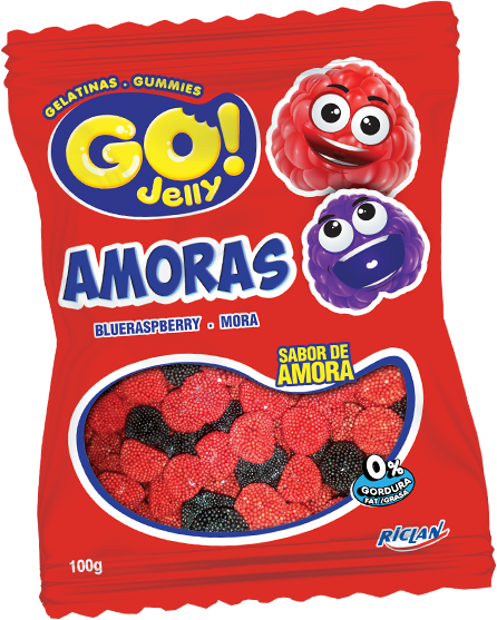 Go Jelly Formatos Móra