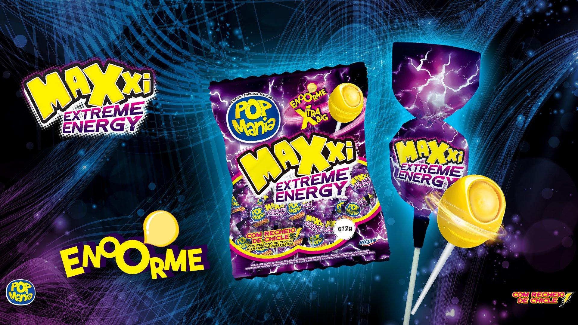 Pop mania – Maxxi Energy