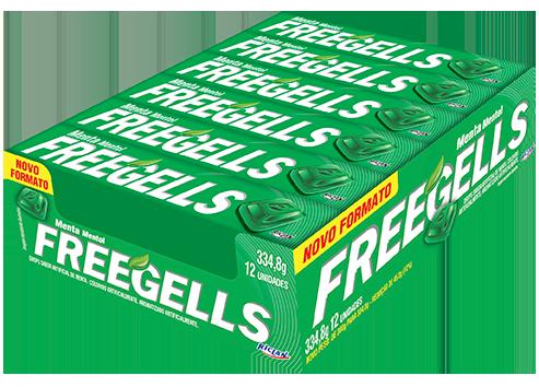 Freegells Menta