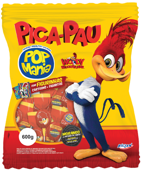 Pop Mania Woody Woodpecker Crazy Strawberry