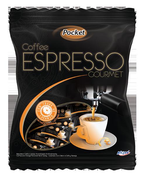 Pocket Cremosa Espresso