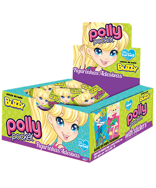 Polly Pocket Hortelã