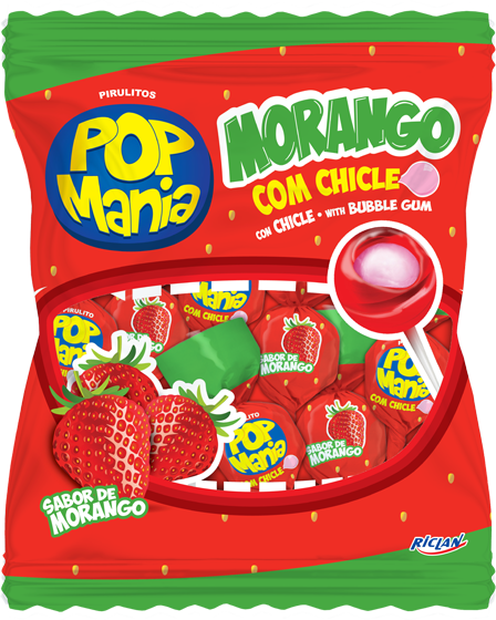 Pop Mania Strawberry