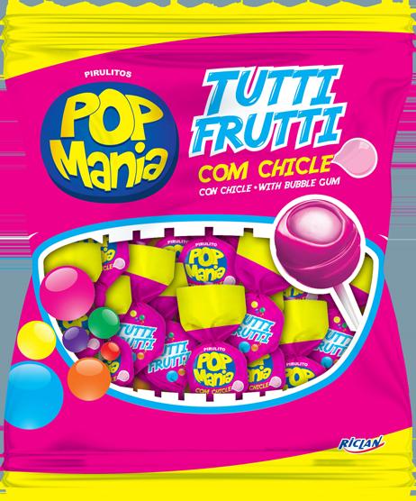 Pop Mania Tutti-frutti