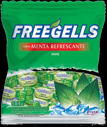 Freegells Refrescante Menta