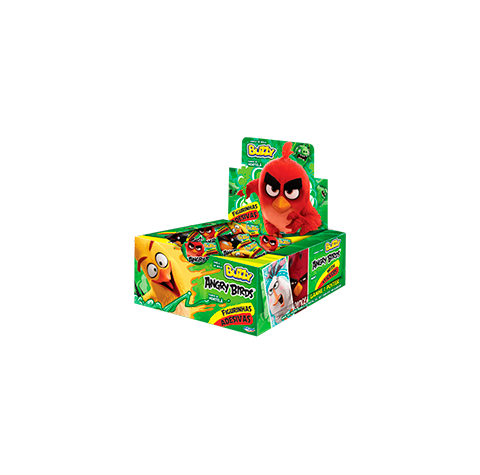 Buzzy Angry Birds Mint