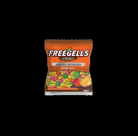 Freegells Bala Choc Sortidas