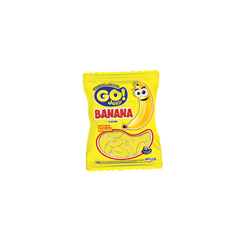 Go Jelly Formatos Banana