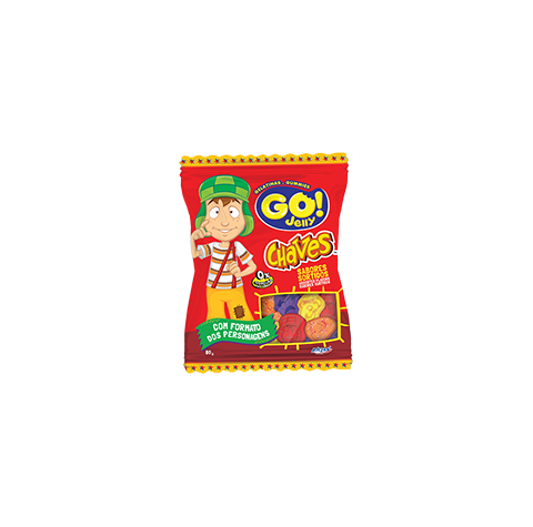 Go Jelly Chaves Assorted