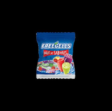 Freegells Mix Sabores I