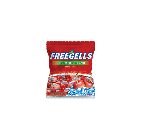 Freegells Refrescante Cereja