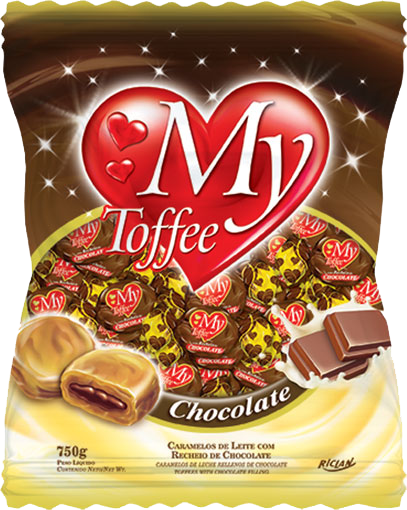 My Toffee Chocolate
