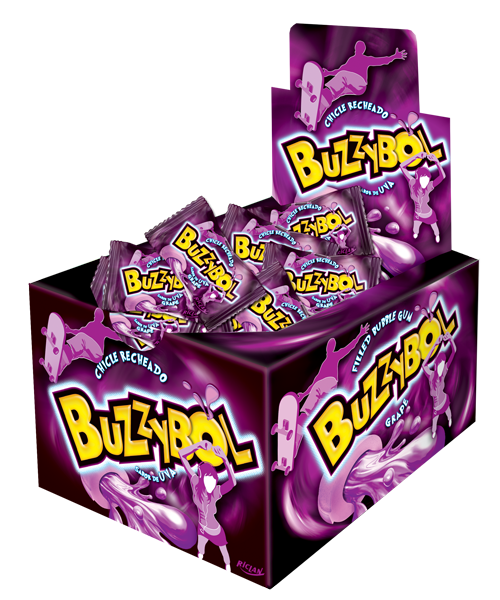 BuzzyBol Grape