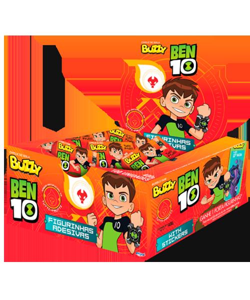Chicle Ben 10 Tutti-frutti