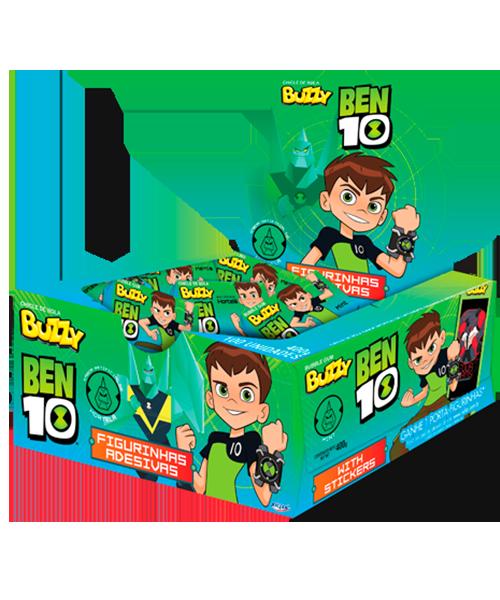 Chicle Ben 10 Hortelã