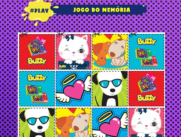 (Português do Brasil) 3 formas de brincar de Jogo da memória