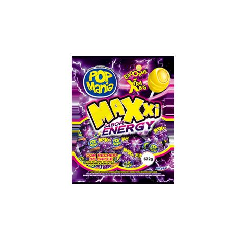 Pop Mania Maxxi Energy Energy