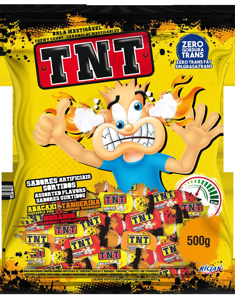 Bala TNT Sortido