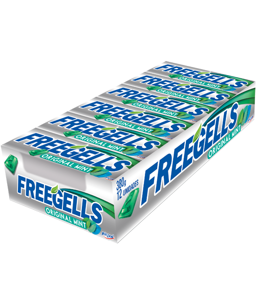 Drops Freegells Original Mint Original Mint