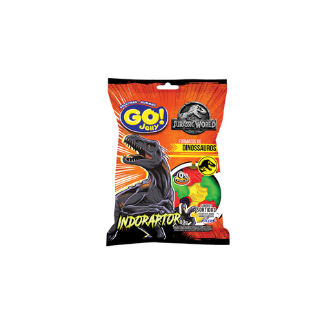 GoJelly Jurassic World Indoraptor