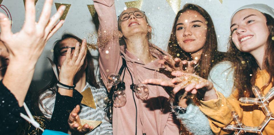 (Português do Brasil) 5 tipos de pessoas no ano-novo! Qual é você?