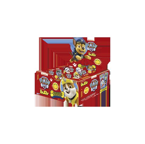 (Português do Brasil) Buzzy Patrulha Canina (Português do Brasil) Tutti-Frutti