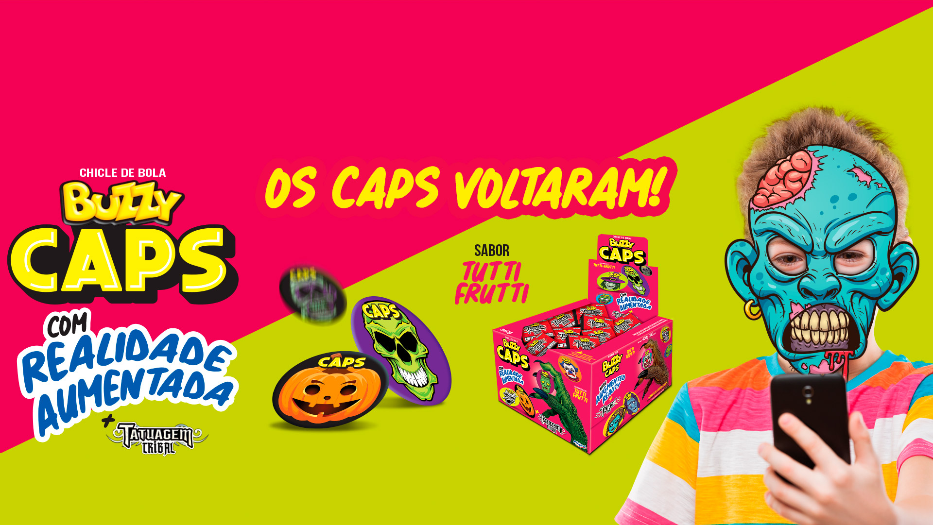 Buzzy Caps