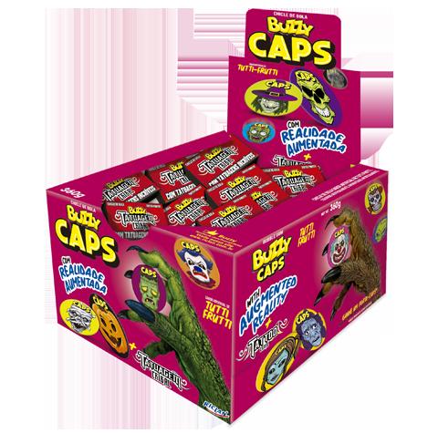 (Português do Brasil) Buzzy Caps (Português do Brasil) Tutti-Frutti